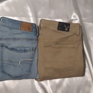 American Eagle Jegging Bundle